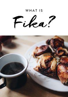 "Love ""Hygge""? Try ""Fika,"" the Scandinavian Way to Take a Coffee Break  via @PureWow"