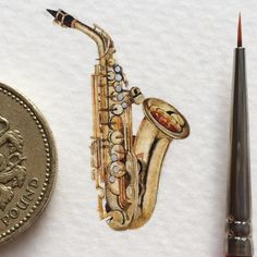 """[gallery type=""""slideshow"""" ids=""""41261,40087″] 365 Postcards for Ants is the second phase of a project started on 1 January 2013, which involved me creating a miniature painti…"""