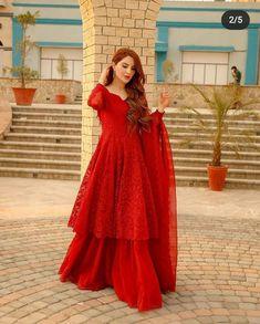 Fancy Dress Design, Bridal Dress Design, Stylish Dress Designs, Designs For Dresses, Stylish Dresses, Casual Dresses, Fashion Dresses, Pakistani Party Wear Dresses, Beautiful Pakistani Dresses