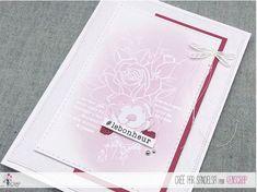 """Sandelsa: #Tampons et #matrices de coupe #dies #4enSCRAP """"#roses 2"""" #fleurs #scrapbooking #DIY #loisirscréatifs #carte #carterie Mini Albums, Nature Rose, Packs Papier, Scrapbooking Diy, Tampons Transparents, Roses, Happy Moments, Matching Colors, Ink Stamps"""