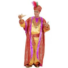 Luxe sultan kostuum voor heren . Carnavalskleding 2016 #carnaval