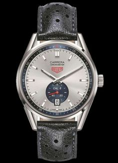 CARRERA (39mm): Calibre 6 de TAG HEUER