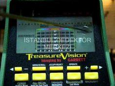 GARRETT GTI 2500 Türkçe Kullanım Videosu detector altın arama gold hazin...