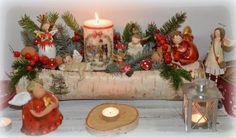 Vintage vianočná dekorácia. Autor: otigo. Artmama.sk. Vianoce, vianočné dekorácie, vianočné ozdoby, advent, vianočný stromček, handmade, diy.