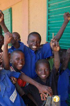 Pupils in Sadouin