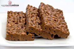 Riciclare il cioccolato delle uova di Pasqua? Le barrette di riso soffiato e cioccolato fanno al caso vostro. Nel link in bio troverete anche altri metodi di recupero cioccolato.