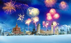 Top 10 New Years Eve Events Destinations Worldwide