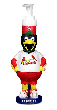 Monday, June 15th is Teachers Night at Busch Stadium! With the purchase of the Teachers Night Theme Ticket, you will receive an exclusive Fredbird Hand Sanitizer Dispenser. The Fredbird dispenser will be a great addition to any classroom! So take advantage of Summer Vacation and join us for Teachers Night!