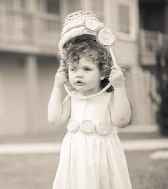 Fashion statement: http://www.stylemepretty.com/2015/09/04/smp-wedding-bloopers-kid-edition/