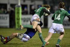 Rugby : Irlande - France féminines 5 -10 [le résumé vidéo du match] - La République des Pyrénées - 18/02/2015