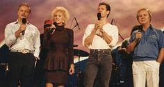 Vern Gosdin, Tammy, Randy Travis & George