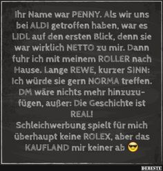 Ihr Name war PENNY...