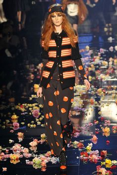 Sonia Rykiel Spring 2009 Ready-to-Wear Fashion Show