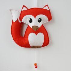 Spieluhren - Fuchs Spieluhr - ein Designerstück von Essies bei DaWanda