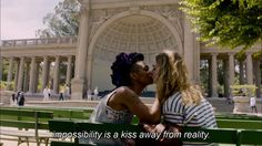 mic drop #mood #Sense8 #tvseries #quotes #tvseriesproject #LGBT #EqualityForAll #TheWachowskis #kiss