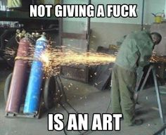 It's a form of art... - The Meta Picture