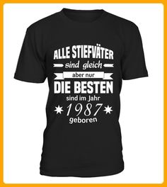 Stiefvater 1987 Gleich - Shirts für vater (*Partner-Link)