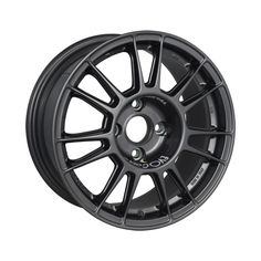 X3MA Anthracite is the 15-inch superlight wheels obtained from a special low pressure casting aluminum alloy that provides extraordinary strength and lightness. #WHEELS #MADEINITALY #EVOCORSE #TARMACRALLY #RALLY #ANTHRACITE #X3MA