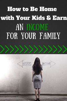 """Have you ever dreamed of a job where you could spend time with your family and earn money at the same time? Quitting your job and staying home with your kids is a huge decision that affects the whole family. Most traditional jobs don't offer the flexibility a family needs. But, becoming a WAHM could be your ticket to """"having it all"""". WAHM Ideas #WAHM #workathom"""