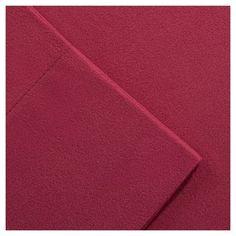 Cozyspun All Seasons Sheet Set (Twin Extra Long) Red