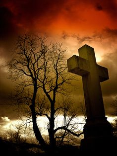 Cross . God . Cemetery . Death (La Croix des Maux) by Tiquetonne2067, via Flickr ~ Paris, Ile-de-France, France
