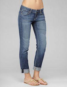 PAIGE® | Jimmy Jimmy Skinny Boyfriend Jeans in Tigerlily