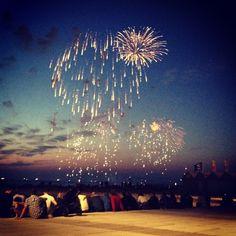 #Firework #scheveningen