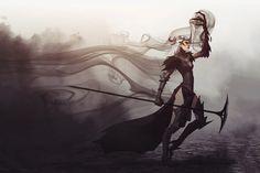 Dragon Age 2 Flemeth by ~sindose on deviantART