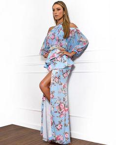 Floral Beauty 🌷 Estamos apaixonadas pelo print floral do Summer 17! > Acesse Shop.skazi.com.br e confira! < #Skazi #SkaziOficial