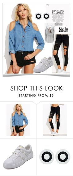 """""""2 SheIn"""" by kiveric-damira ❤ liked on Polyvore"""