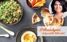 Lidl, Palak Paneer, Hummus, Ethnic Recipes, Food, Youtube, Bulgur, Essen, Meals
