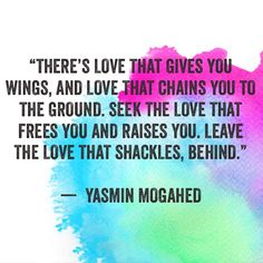 Love that gives you wings Yasmin Mogahed