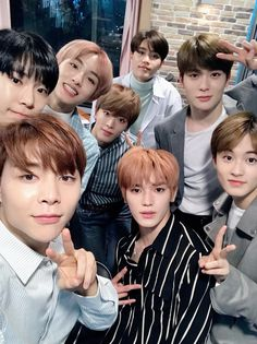 NCT 127 Explains Why They're Excited About Their New Cheerful Concept Winwin, Mark Lee, Nct 127, Johnny Seo, Nct Group, Fandom, Nct Taeyong, Kpop Groups, Nct Dream