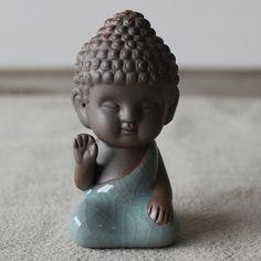 Perfect Peace - Ceramic Buddha Figurines