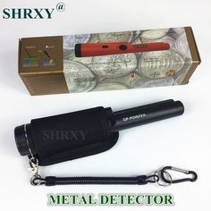 2017 Sensitivity Garrett metal detector Same type pro pointer Pinpointing with Bracelet Hand Held Metal Detector