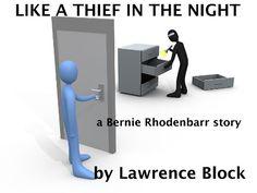 Like a Thief in the Night: a Bernie Rhodenbarr story by Lawrence Block http://www.amazon.com/dp/B005IBV8FC/ref=cm_sw_r_pi_dp_9zY4wb08HD8ME