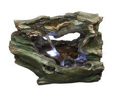 Tato fontána připomíná vzhled lesní studánky, která protéká ztrouchnivělými kmeny. LED osvětlení uvnitř Studánky zvýrazňuje dopadající vodu. Voda se poté přečerpává zpět do kmene v horní části fontány. Voda stékající po dřevěných kmenech působí velmi uklidňujícím dojmem. Studánka je tak ideální ozdoba zahrad i interiérů, např.: kanceláří, pracoven, ale též domů a bytů.