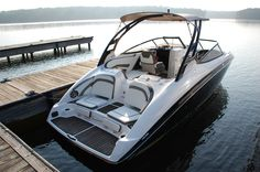 The 2015 Yamaha 242 Limited S jet boat brings several new innovations to the market, including a new hull design that has dramatically enhanced the ride and handling.