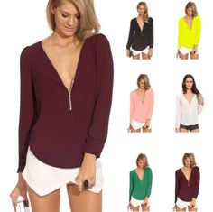 Cheap blouses clothing, Buy Quality blouse design directly from China blouse with short sleeves Suppliers: With Belt 2015 Casual Blusas Femininas Plus Size XXXL Women Chiffon Blouses Vest Top Slim Renda Women Clothing RoupasUS