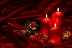 3. Advent candles - Christmas Wallpapers and Images - Desktop Nexus Groups