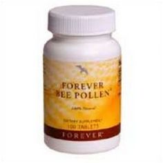 FOREVER BEE POLLEN BENEFITS AND INFORMATION