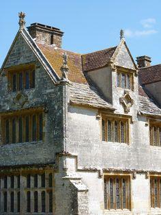 15th C House Athelhampton, Dorset. Stuart Aldridge