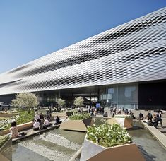 Gallery of Messe Basel New Hall / Herzog & de Meuron, by Hufton + Crow - 27