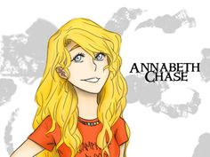 What Percy Jackson Character are you?  I got Annabeth Chase.  Comment what you get I would love to know.