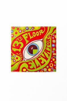 The Psychedelic Sounds of the 13th Floor Elevators - N/A
