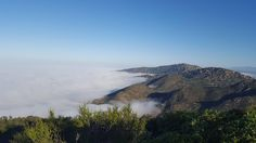 Iron Mountain Trail Ramona CA at 8:15AM [5312 x 2988] [OC]
