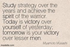 miyamoto musashi quotes - Google Search