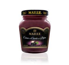 Moutarde Crème de Cassis de DijonMoutarde Crème de Cassis de Dijon