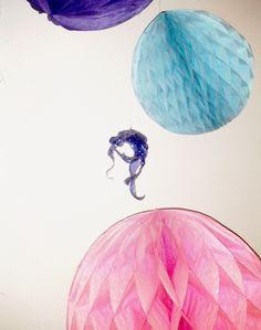 la méduse de Marion et Florent - ☞ djoul-bijoux.alittlemarket.com #bijoux #jewelry #joyas #gioielli #Schmuck #bijuterii #ジュエリー