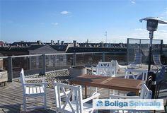 Thorsgade 97, 2. 209., 2200 København N - Lækker studielejlighed med stor tagterrasse #københavn #københavnn #nørrebro #andel #andelsbolig #andelslejlighed #selvsalg #boligsalg